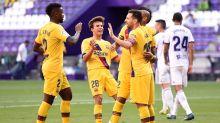 Valladolid - Barcelone (0-1), le Barça assure le strict minimum