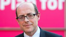 BBC's Nick Robinson booed by union crowd after Ken Loach accuses him of bias and Tory leanings
