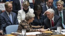 Pence applauds UN resolution on peacekeeping reform