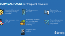 Travel Hacks Compilation: 7 Hacks for Frequent Travelers