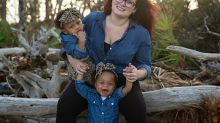 Florida nurse adopts abused toddler twins after treating them in the hospital