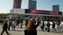 Sequência de baixas em Congresso de celulares de Barcelona por medo do coronavírus
