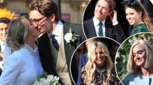 Ellie Goulding ties knot to Casper Jopling at star-studded wedding ceremony