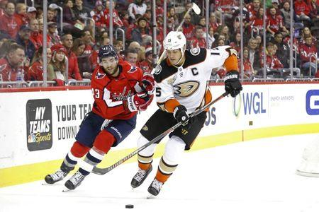 NHL  Anaheim Ducks at Washington Capitals de6496f9abb8