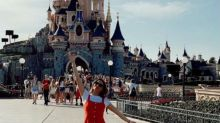 Irene Rosales y Kiko Rivera bromean sobre su 'calurosa' estancia en Disneyland