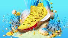 ¿Te comprarías estas Nike inspiradas en Bob Esponja?