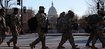 At least 150 troops in Washington test positive for COVID