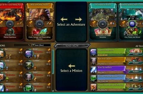 RIFT beefs up the minion system