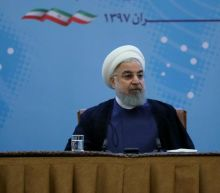 President Rouhani warns Trump that conflict with Iran would be 'mother of all wars'