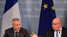 "Accordo Francia-Germania su strategia ""campioni"" Ue industria"