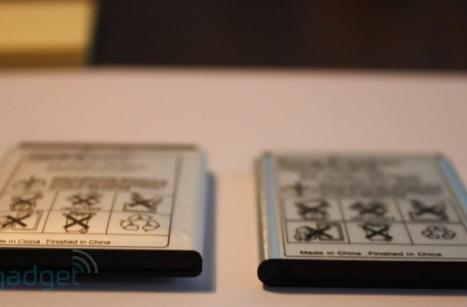 Sony Ericsson's BST-33 Li-Polymer batteries swelling into a lawsuit?