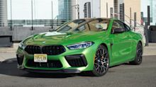 BMW M8 Competition: BMW's top M car is also its most luxurious