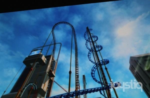 Screamride is a rollercoaster, just got to ride it on Xbox [UPDATE: Trailer added!]
