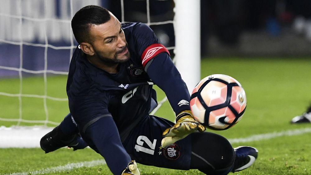 Defesas, gols sofridos... os números dos goleiros da Copa Libertadores