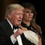 Donald and Melania Trump's most uncomfortable moments: A journey
