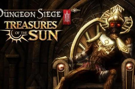 Dungeon Siege 3 digs up 'Treasures of the Sun' DLC