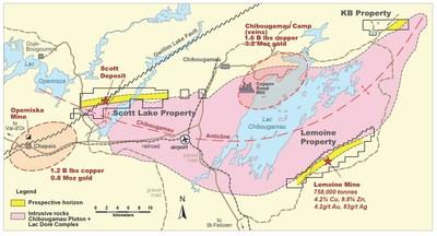 Yorbeau annonces beginning of drilling program at KB project in Chibougamau camp - Yahoo Finance
