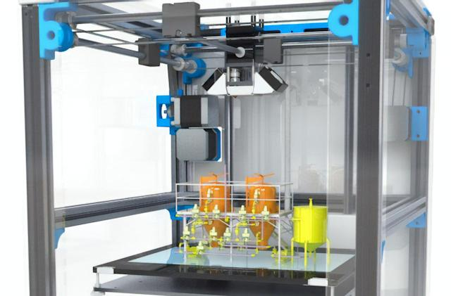 3D printers could let you produce your own drugs