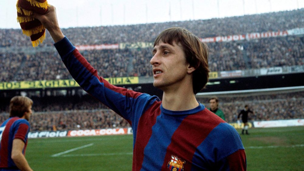 Barcelona to name stadium after Cruyff