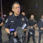 Police seek 2 in Austin mass shooting that wounded 14 people