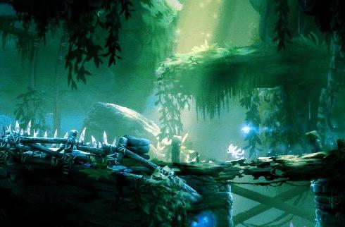 Pretty platformer Ori and the Blind Forest delayed to 2015