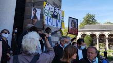 """""""Elle a gardé toute sa vie ce courage incroyable chevillé au corps"""": les obsèques de Gisèle Halimi ont été célébrées à Paris"""