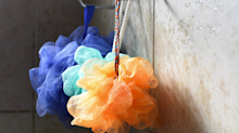 Here's why you should stop using a loofah