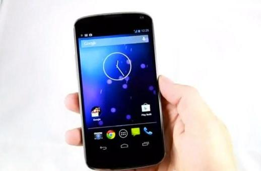 Nexus 4 leaked on video, Android 4.2 gets exposed alongside new LG hardware