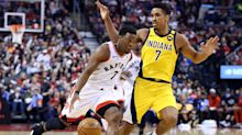 Raptors set new franchise record for largest margin of victory against Pacers