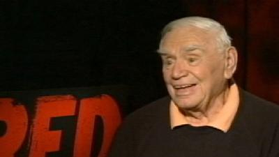 Gino Sits Down With Screen Legend & 'Red' Co-Star Ernest Borgnine