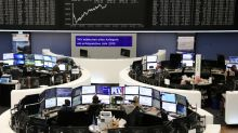 China stimulus boosts European shares, autos rally but Italian banks wilt
