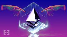 El contrato de depósito de Ethereum 2.0 registra un máximo histórico