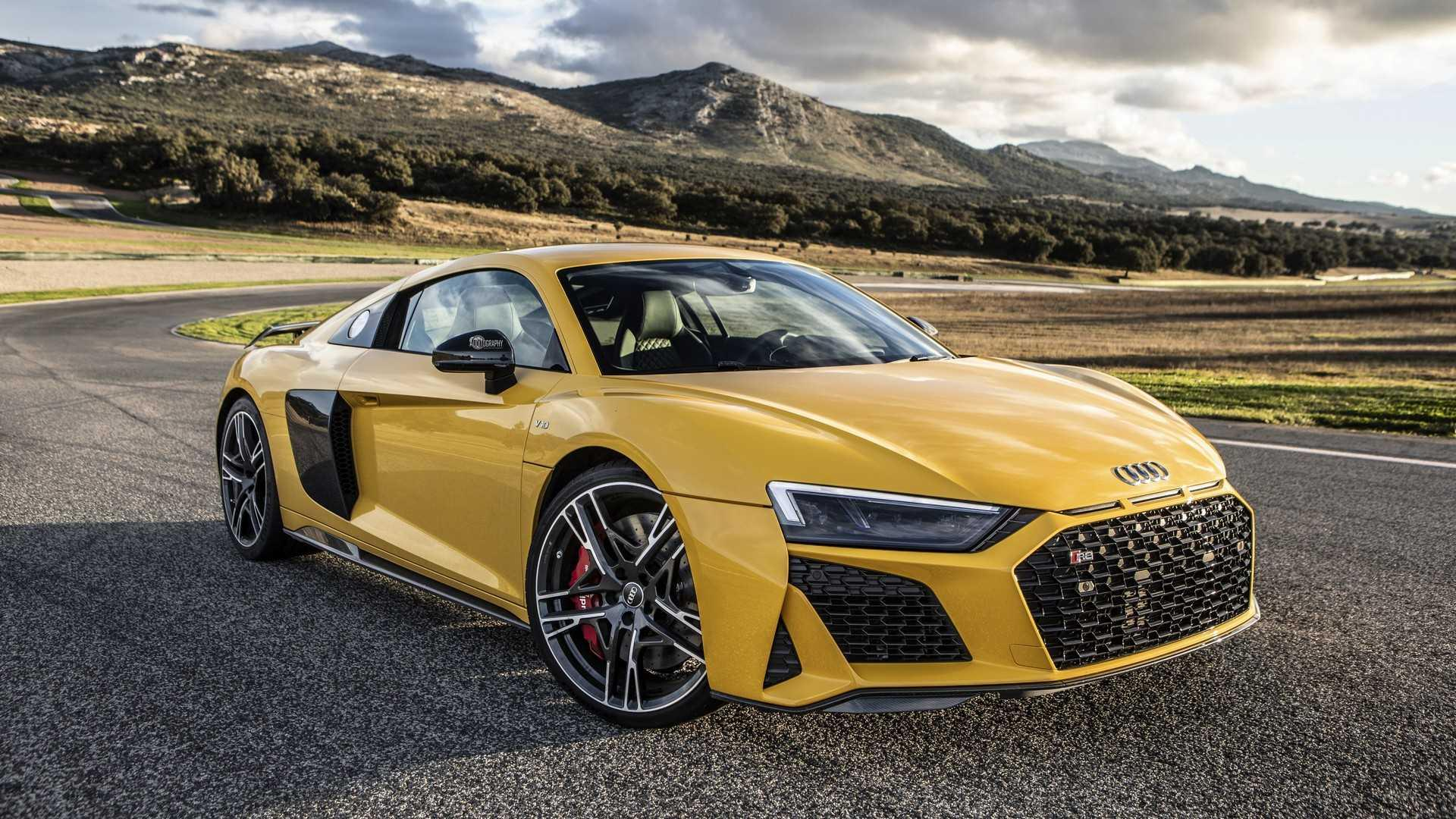 2019 Audi R8 V10 Performance First Detailed Look