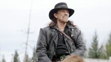 Danny Trejo rides a bison in exclusive clip from 'Dead Again in Tombstone'