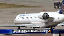 Stuck On A Plane For 7 Hours, United Express Passengers Upset