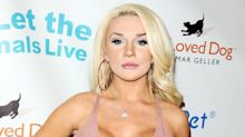 Courtney Stodden Shares Shirtless Video of Brian Austin Green Hours After His Lunch with Tina Louise