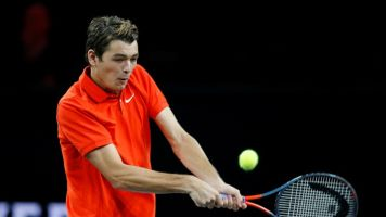 Fritz ousts Zverev in first round, Tsitsipas advances in Basel