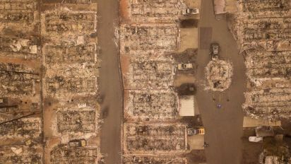 Relentless California wildfires leave 80 dead