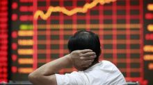 Asian Markets Fall After Fed Minutes; Shanghai Stocks Down More Than 2%