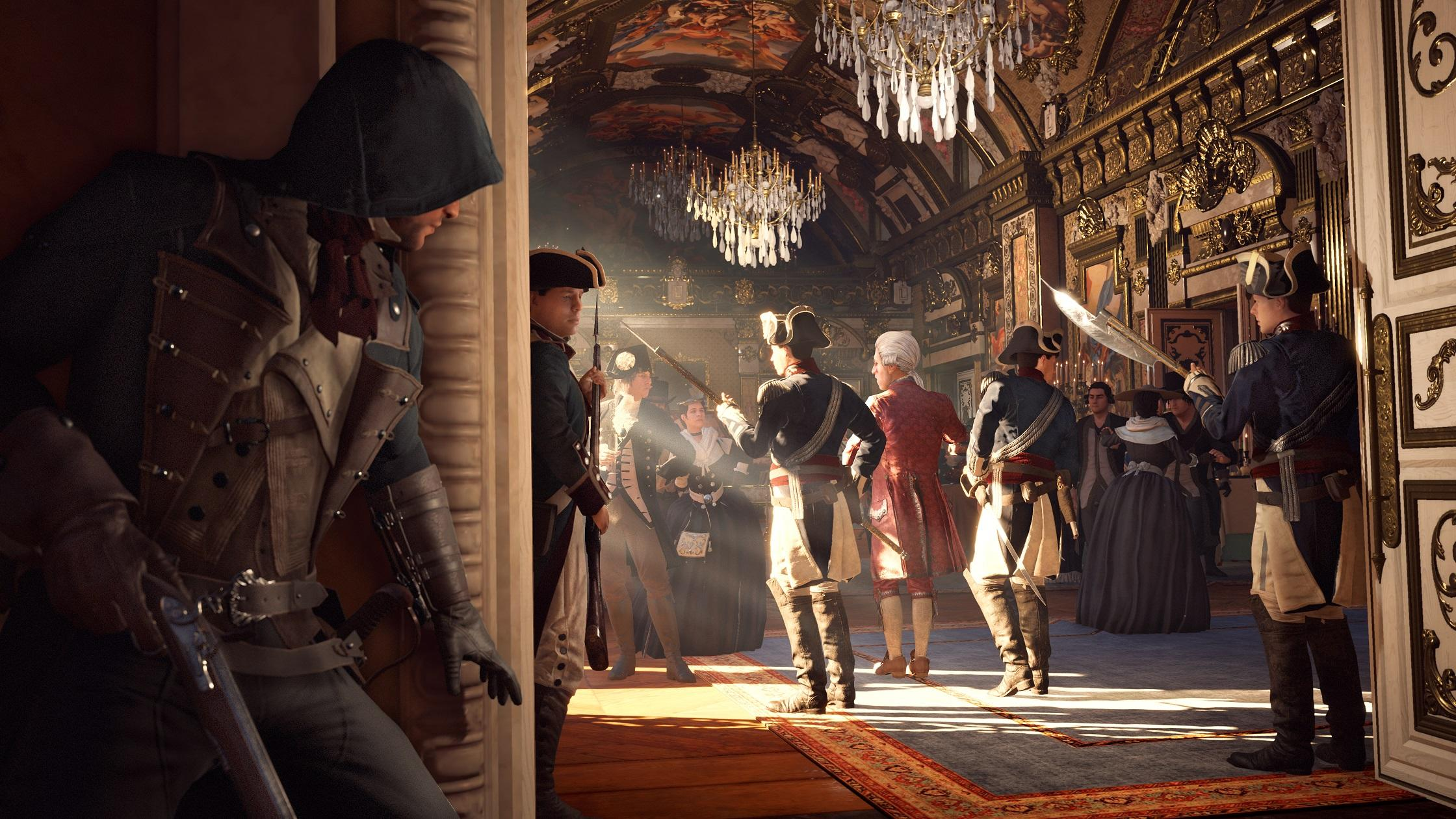 Assassin S Creed Unity Revolutionizes Open World Gameplay