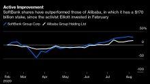 SoftBank's Fire Sale Doesn't Redeem MasayoshiSon's Strategy