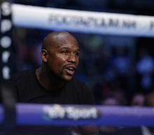 'Another superfight': Floyd Mayweather contemplates signing Conor McGregor deal as undercard takes shape