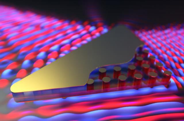 Harvard creates a material that lets light go 'infinitely fast'