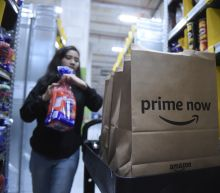 Amazon shares fall after profit falls way short of expectations