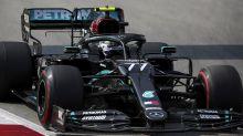 F1: Bottas lidera dobradinha da Mercedes no primeiro treino livre para o GP da Bélgica; Ferrari fica no fundo