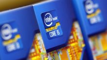 Intel's cloud growth lifts shares, fires up other chipmakers