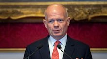 Lord Hague tells Tories to prepare for tax rises