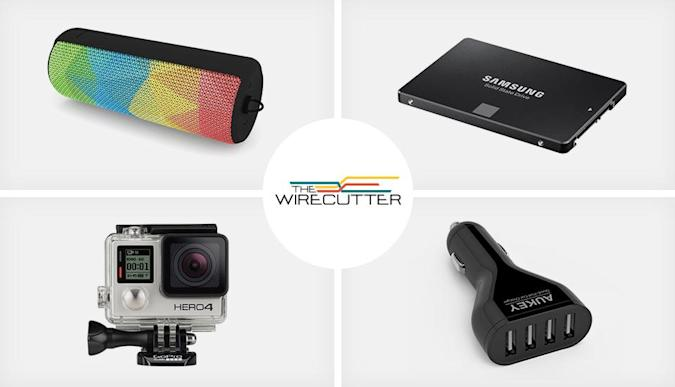The Wirecutter's best deals: the UE Boom, a Samsung SSD, and more
