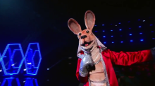 The Kangaroo goes down under: 'Masked Singer' castoff is infamous reality star