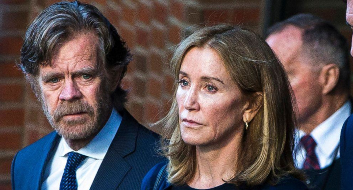 What Felicity Huffman will eat behind bars